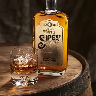 Sipes' Straight Bourbon Whiskey