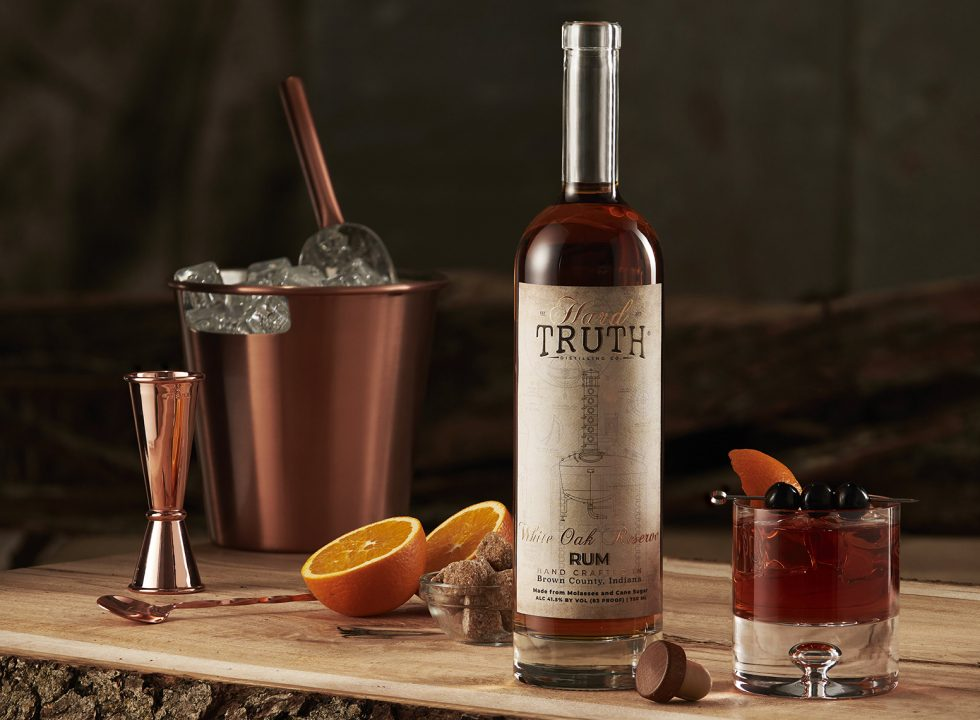 Hard Truth Distilling Co. releases limited edition White  Oak Reserve Rum Small Batch No. 2