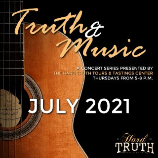 July Truth & Music Concert Series
